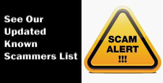 Steroid Scammers List