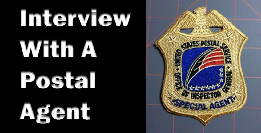 Interview With A Postal Agent And A Police Officer