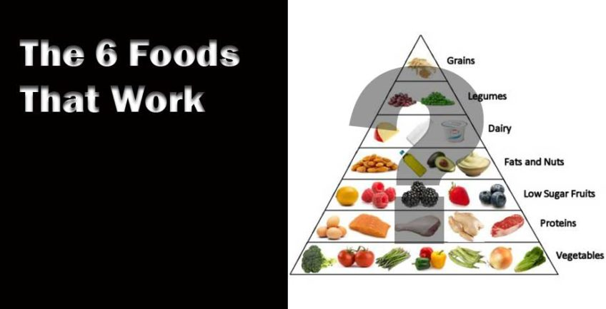 The 6 Foods That Work
