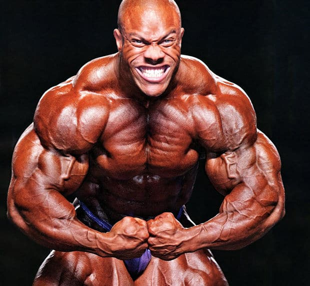 most-muscular-bodybuilding