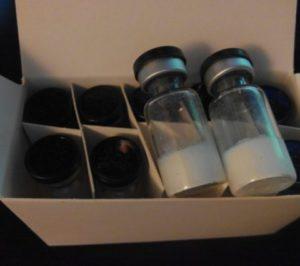 HCG Box